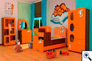 nozad-sleep-service-garfield2-سرویس-خواب-نوزاد